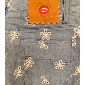MARC JACOBS High Waisted Jeans Sz 29